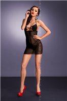 Erotická košieľka Palmira black