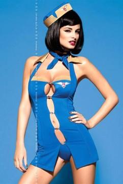 Erotický kostým Air Hostess