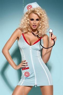 Dámsky kostým Doctor dress + stetoskop
