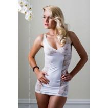 Erotická košieľka   Evie white