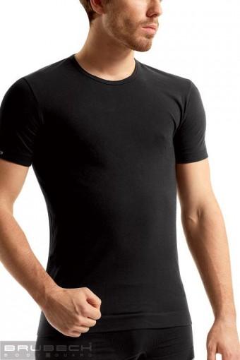 Pánske tričko SS 00990 Sleeve short black