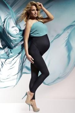 Tehotenské legíny Nadia indygo
