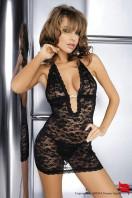Erotická košieľka   Brilliant Jennifer XXL