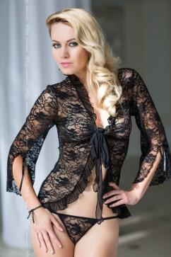 Erotická súprava Emilie black