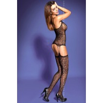 Bodystocking F208 black
