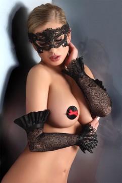 Erotická maska Gloves 10