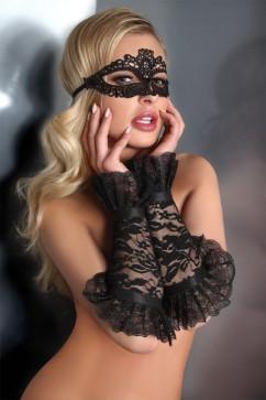 Erotická maska Gloves 13