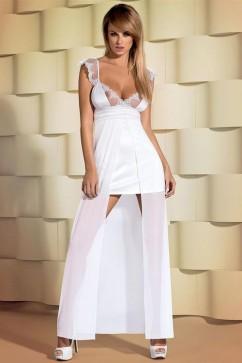 Erotický župan Feelia gown XXL