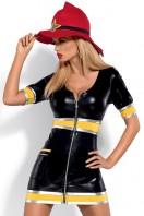 Dámsky kostým Firegirl