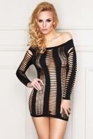 Erotické šaty Canberra black