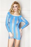 Erotické šaty Canberra blue