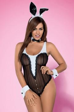 Erotický kostým Bunny teddy
