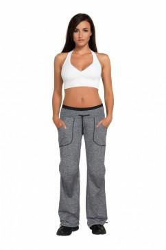 Fitness nohavice Miranda melange