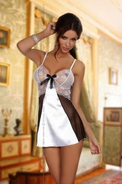 Dámska košieľka Yasmine chemise white