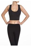 Fitness top  Teamtop 30 black+graphite