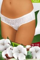 Dámske nohavičky 116 white