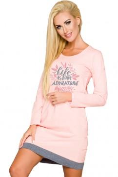 Nočná košeľa 1030 Viva pink