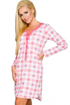Nočná košeľa Marcela 781 pink