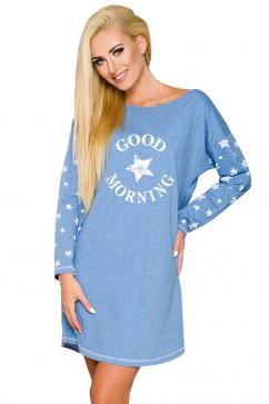 Nočná košeľa Nadia 2111 blue