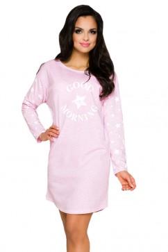 Nočná košeľa Nadia 2111 pink