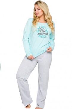 Dámske pyžamo 259 Sylwia blue