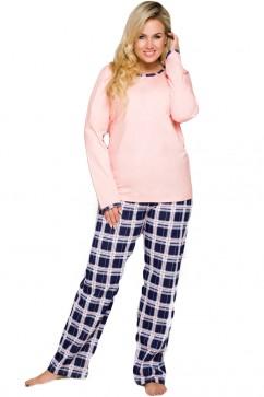 Dámske pyžamo Ela 714 pink
