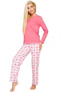 Dámske pyžamo Nati 2112 pink