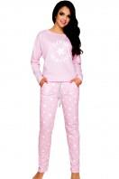Dámske pyžamo Nadia 1190 pink