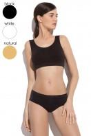 Fitness top  3k612 natural