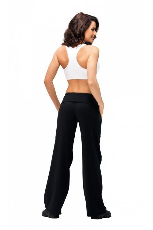 47bdff90b9e2 Fitness nohavice Miranda black  Fitness nohavice Miranda black
