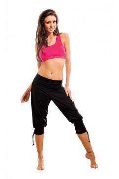 Fitness 3/4 nohavice Fantasia nair