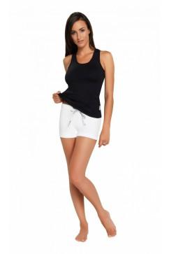 Fitness šortky Adela I nair white