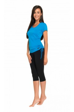 Fitness 3/4 nohavice Rita colorado