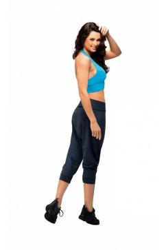 Fitness 3/4 nohavice Creola I black