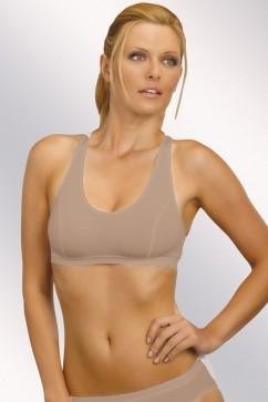 Fitness top  Sierra beige