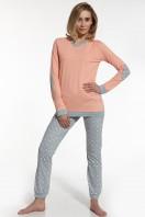 Dámske pyžamo 634/60 Meggie pink
