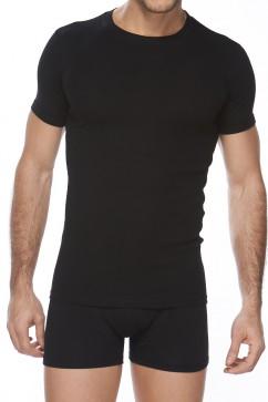 Pánske tričko Authentic 202 black