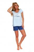 Dámske pyžamo Love blue