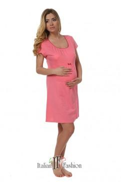 Dámska nočná košeľa  Dagna pink